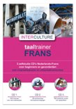 Interculture Taaltrainer Frans 3 CD's (luisterboek)