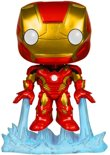 Figurines MARVEL AVENGERS Age of Ultron - Bobble Head POP N� 66 - Iron Man