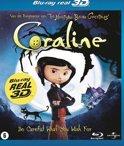 Coraline (3D Blu-ray)