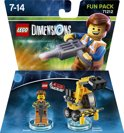 LEGO Dimensions: LEGO Movie Emmet - Fun Pack 71212