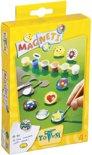 Totum Magneti - Memo magneten maken