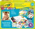 Crayola Mini Kids - Kleur en sticker set