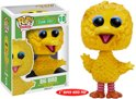 Funko: Pop Sesame Street - Big Bird 6 inch