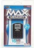 Datel Max Memory Card 16 MB PS2