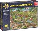 Jan van Haasteren Het Park Puzzel 500 XL Stukken