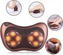 Elektrische Shiatsu - Massagekussen