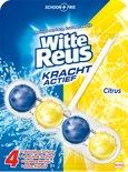 Witte Reus WC Kracht Actief Citrus - 50 gr - Toiletblok