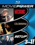 Moviepower Box 1: Actie (Blu-ray)