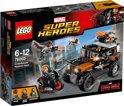 LEGO Super Heroes Crossbones' Hazard Heist - 76050