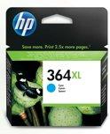 HP 364XL - Inktcartridge / Cyaan / Hoge Capaciteit