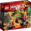 LEGO Ninjago Lavastroom - 70753