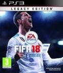 FIFA 18 - Legacy Edition - PS3 (EN/AR Cover)
