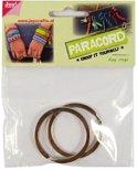 Paracord Sleutelhanger ringen