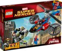 LEGO Super Heroes Spider-Helikopter Redding - 76016