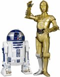 Star Wars C3po & R2D2 Art FX statue /Figures