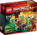 LEGO NINJAGO Jungle Valsstrik - 70752