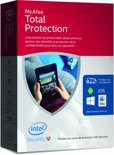 McAfee Total Protection 2016, Unlimited Devices (French)