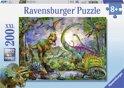 Ravensburger In het rijk der giganten - Puzzel van 200 stukjes