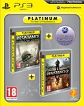 Twinpack: Resistance + Resistance 2