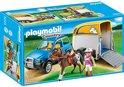 Playmobil Voertuig met Paardentrailer - 5223