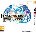 Final Fantasy Explorers - 2DS + 3DS (Uitverkocht)