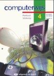 Computerwijs kantoor verkoop 4 xp leerwerkboek cd rom