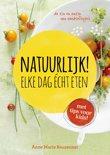 Anne Marie Reuzenaar boek Natuurlijk! Gezond en fit voor het hele gezin E-book 9,2E+15
