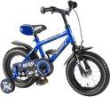 Kanzone Hero - Kinderfiets - 12 Inch - Jongens - Blauw