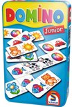 Domino Junior In Tin Box Pocketeditie - Reisspel