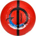 Avento Straatvoetbal - Rood/Blauw/Zwart/Wit - 5