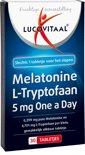 Lucovitaal Melatonine L-Tryptofaan 5mg  - Voedingssupplementen
