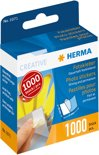 Herma fotostickers 1000 stuks in kartonnen dispenser 1071