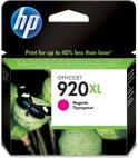 HP 920XL - Inktcartridge / Magenta / Hoge Capaciteit