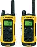 Motorola TLKR T80EX - Walkie talkie met koffer