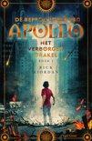De beproevingen van Apollo 1 - Het verborgen orakel
