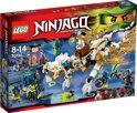 LEGO NINJAGO De Draak van Meester Wu - 70734