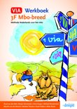 VIA - 3F mbo-breed - Werkboek