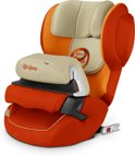 Cybex - Juno 2-Fix - Autostoel groep 1 - Autumn Gold - orange