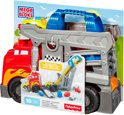 Mega Bloks -First Builders Smash 'n Crash Rig - Constructiespeelgoed