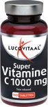 Lucovitaal - Vitamine C 1000mg - 100 tabletten - Voedingssupplementen