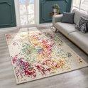 Laagpolig vloerkleed tapijt Michelangelo Vintage