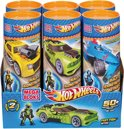 Mega Bloks Hot Wheels Build & Collect asst Tray
