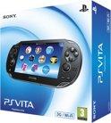 Sony PlayStation Vita Handheld Console WiFi + 3G + Nederlandse 3G Simcard- Zwart PS Vita