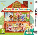 Animal Crossing Happy Home Designer - 2DS + 3DS