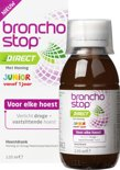 Bronchostop Direct -  met Honing - Junior - 120ml