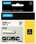 DYMO 12mm RHINO Coloured vinyl