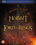 Middle Earth Collection (Extented Edition) (Blu-ray)