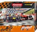 Carrera GO!!! Lap Record - Racebaan