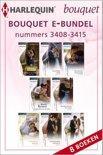 Bouquet e-bundel nummers 3408-3415, 8-in-1