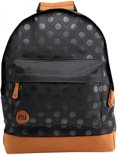 Mi-Pac All Polka Rugzak - Black